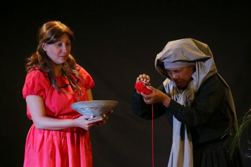 Representación del Teatro Las Máscaras, Santo Domingo, 2012