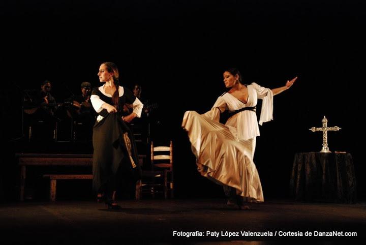 Representación del Teatro de la Danza, Ciudad de México, 2010<br />