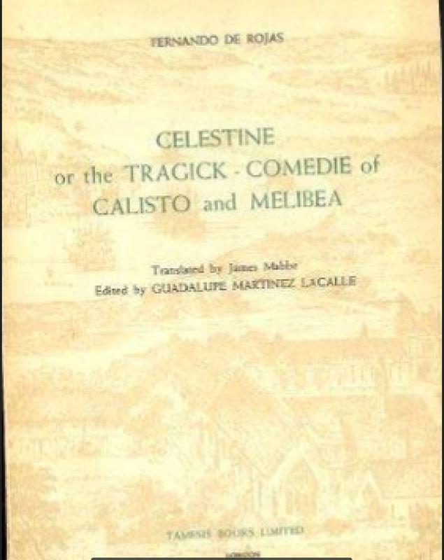 Celestina cover 1972.JPG