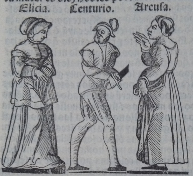 Image of act 15 of the edition of Lisbon (1540)
