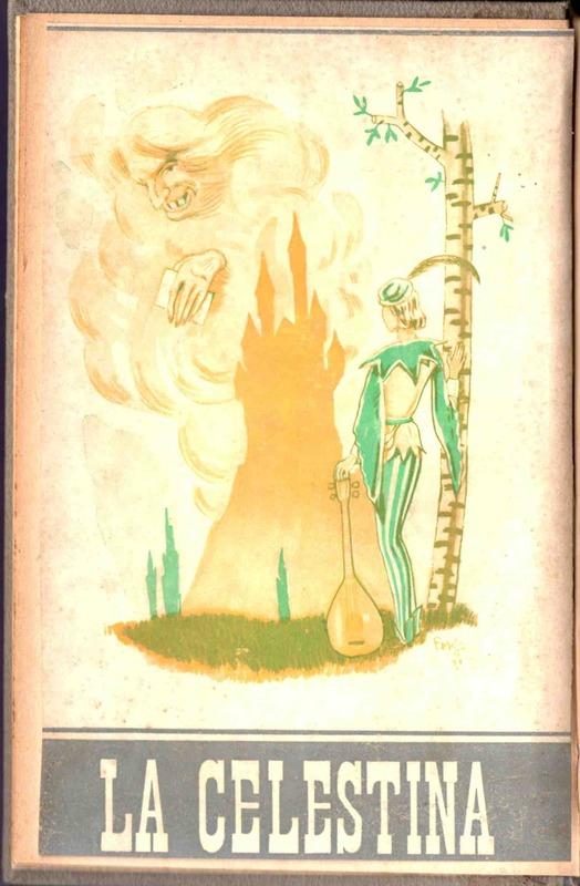 Illustration from the Mediterráneo edition, 1944 (c.)