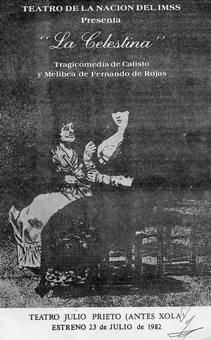 Teatro de la nación Representation, by IMSS, 1982