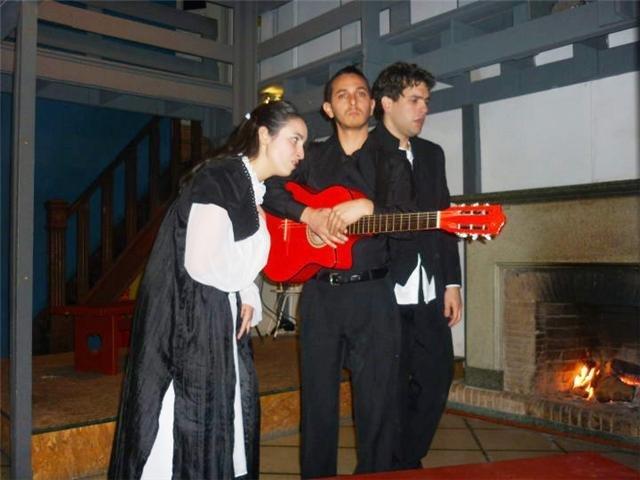 Representación del Centro Cultural, Ciudad de San Felipe, Uruguay, 2010