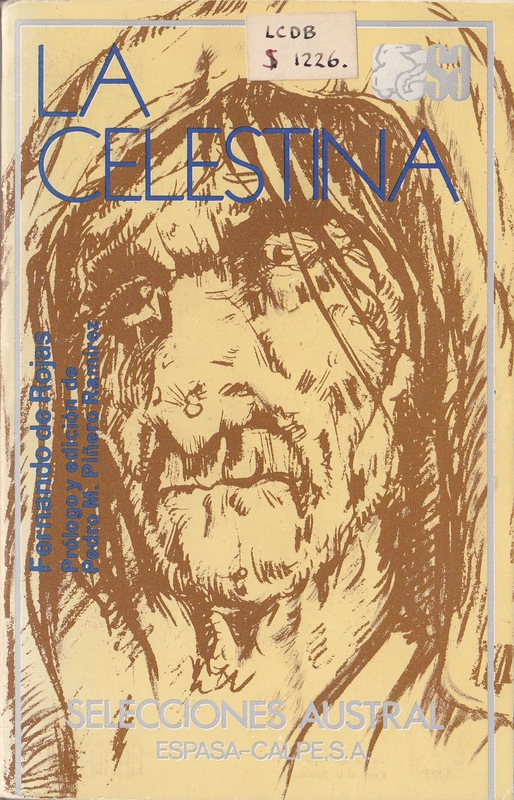 Cover of the Espasa-Calpe: Madrid edition, 1980