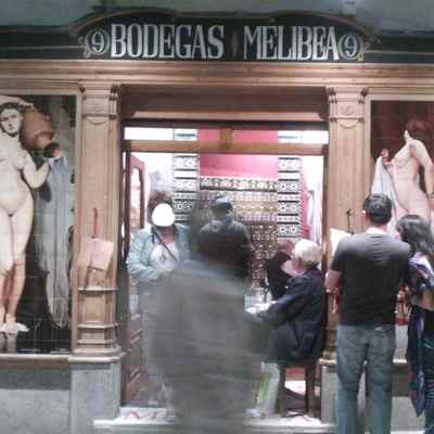 Bodegas Melibea, Madrid bar (2015)