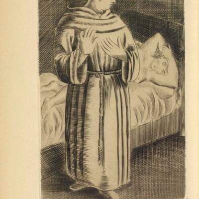 Illustration of act XVI of the Paris edition (1922)
