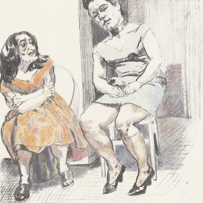 La Celestina, by Rego (2001 c.)