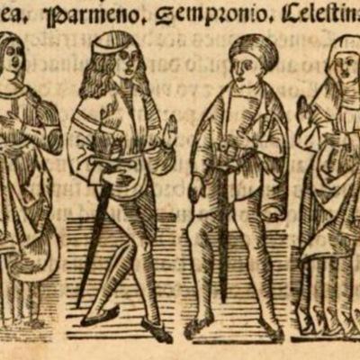 Image of act I of the Burgos edition (1531)
