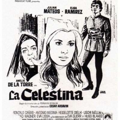 Film posterfrom the movieLa Celestina, by Ardavín(1969)