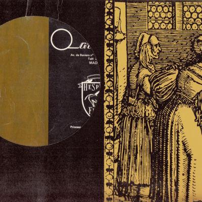 Book of photochromes from the movieLa Celestina, by Ardavín