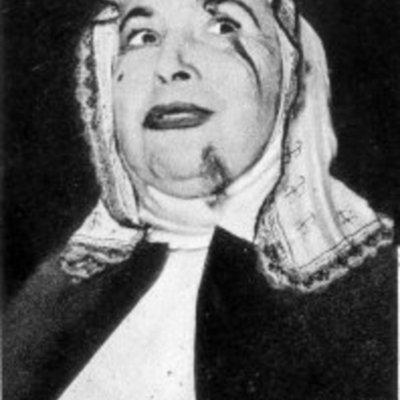 Representación del Teatro Nacional Cervantes, Buenos Aires, 1956
