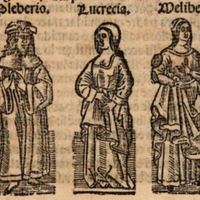 First image of act XX of the Burgos edition (1531)