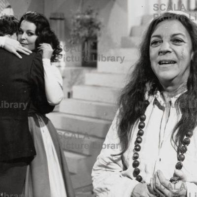 Photochrome 15 from the movie La Celestina, by Ardavín