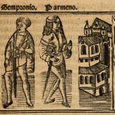 Image of act II of the Burgos edition (1531)