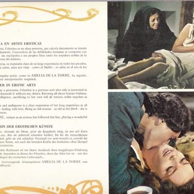 Photochrome 11 from the movie La Celestina, by Ardavín