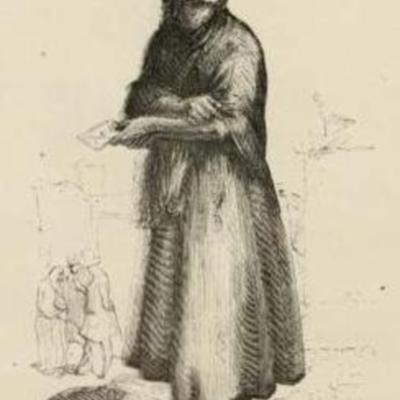 Spanish drawn by themselves (Los españoles pintados por sí mismos) by Lameyer and Alenza (1843-44)