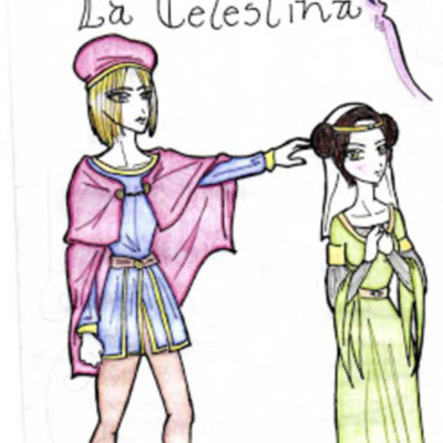 Comic La Celestina, school project, by various authors (2008)