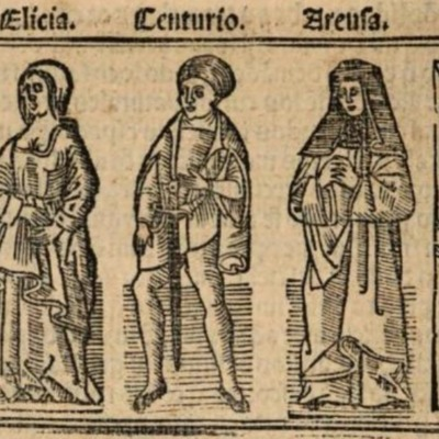 Image of act XV of the Burgos edition (1531)