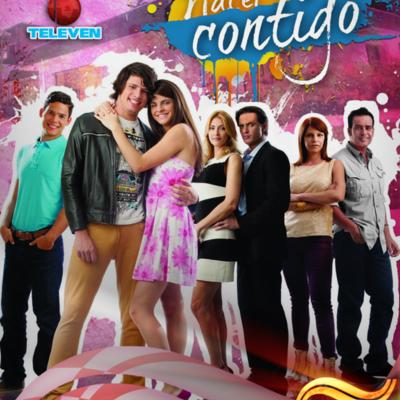 Promotional posterNacer contigo(2012)
