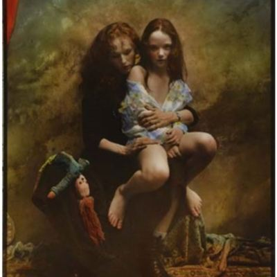 The Procuress, by Saudek (1983)
