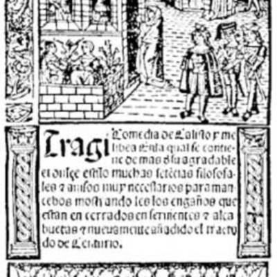 Cover of the Barcelona edition, 1531.