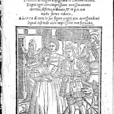 Cover of Venice, 1541.