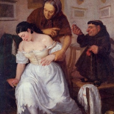 Celestina, by Suárez de Urbina (1840)