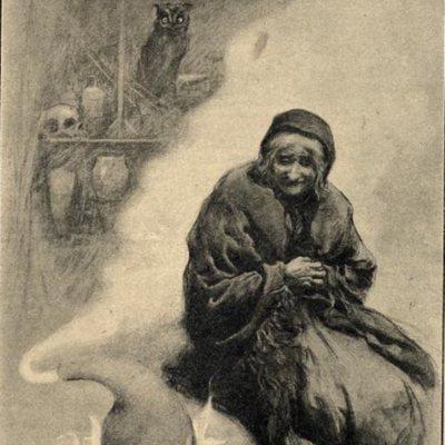 La Celestina, by Plá (1899)