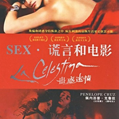 Chinese DVD case of the movie, by Vera (1996)