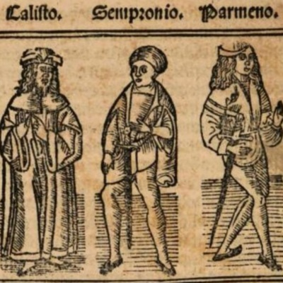 Image of act XI of the Burgos edition (1531)