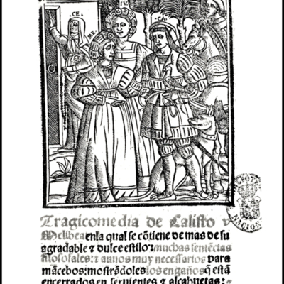 Cover of the Venice edition, 1534.