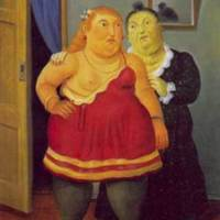 Celestina, various Botero paintings, (1998-2006)