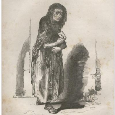 La Celestina by Lameyer y Berenguer, (1847)