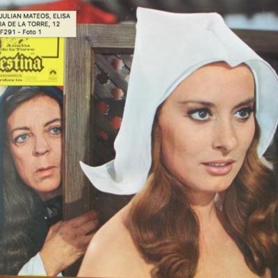 Photochrome21 from movieLaCelestina,by Ardavín (1969)