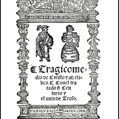 Cover of the Medina del Campo edition, 1530.