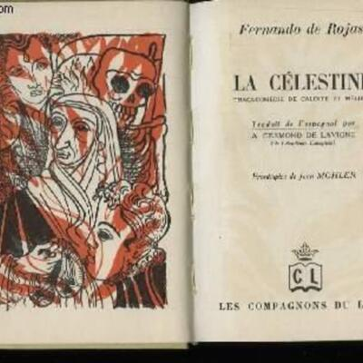 Frontispiece of the Les Compagnons du Livre edition: Paris, by Mohler, 1949