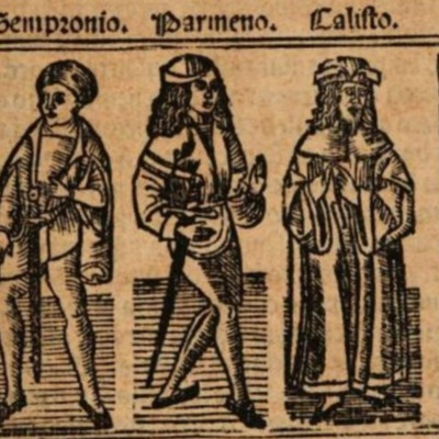Image of act V of the Burgos edition (1531)