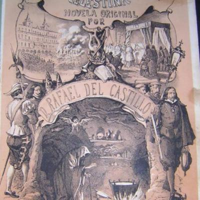 Cover of Mother Celestina's Powder (Los polvos de la madre Celestina) (novel by Rafael del Castillo) (1862)