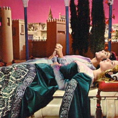 Photochrome 13 from the movie La Celestina, by Ardavín(1969)