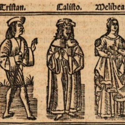 First image of act XIX of the Burgos edition (1531)