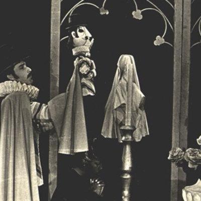 Representación del Teatro Nacional del Guiñol, La Habana, 1963