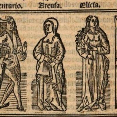 Image of act XVIII of the Burgos edition (1531)