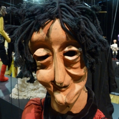 Puppet of the Celestina, by Masgrau (1975 c.)