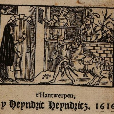 Cover of the Antwerp edition (1616)