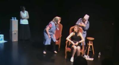 Representación del Maison Du Théâtre d'Amiens, Francia, de Mairesse (2016)