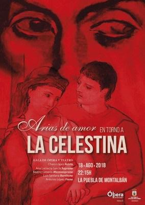 Concert Arias de amor en torno a la Celestina, Puebla de Montalbán (2018)
