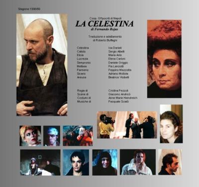 Ficha técnica de La Celestina de Pezzoli