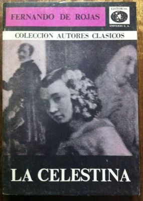 Cover page of the Editorial Universo S.A. edition, 1978