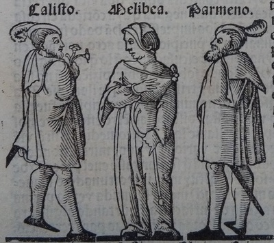 Image of act 1 of the edition of Lisbon (1540)