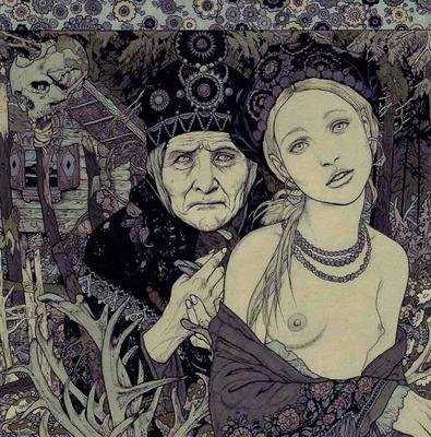 Hada madrina, de Zouravliov (2010 c.)